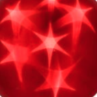 Red Sphere with Red